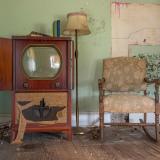 Grandpa's TV