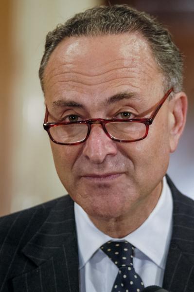 Senator Charles Schumer, D-NY