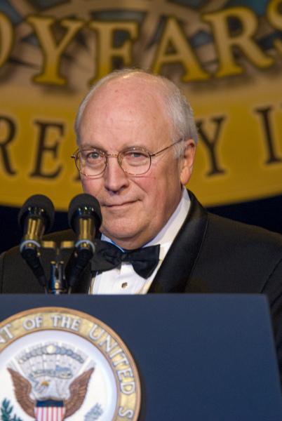 Dick Cheney, VP